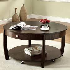 small tables for living room new round coffee table with storage furniture living room cool wood