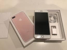 Iphone 7 Plus 128g Rose Gold ...