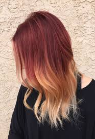 Best 25 Red Blonde Ombre Ideas On Pinterest Red To Blonde Ombre