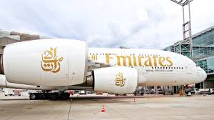 a bination of dubai based emirates and abu dhabi s etihad would be the airline industry s