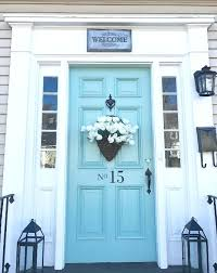 Turquoise front door Sidelights Turquoise Front Door Meaning St Teal Popular Paint Colors Sherwinwilliams Turquoise Front Door Meaning St Teal Popular Paint Colors