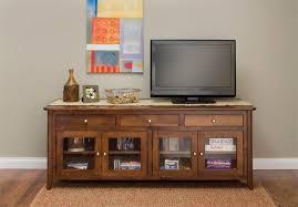 solid wood media cabinet decoration lofihistyle com within plans 5
