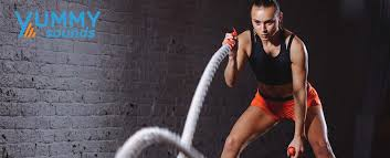 strong and powerful workout video