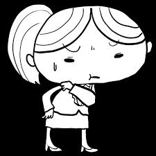 デスクワークの大敵肩こり肩に手を置いてつらそうに顔をしかめる女性