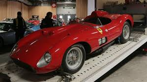 A 1957 ferrari 335 sport scaglietti has been sold at auction for an astounding $35,711,359 (including the buyer's premium). 1957 Ferrari 335 Sport Scaglietti Goes Up For Auction In Paris