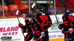 Trail Smoke Eaters' Kent Johnson Scores Michigan Goal Again | Hockey Is  Dead - YouTube