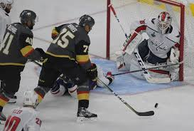 ryan reaves scored the game tying goal in the third period john mcdonnell the washington post