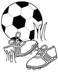 Soccer Coloring Pages Coloring Page Soccer Printable Pages Free