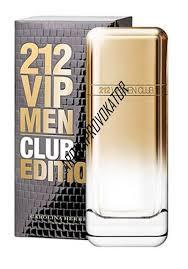 Духи Carolina Herrera <b>212 Vip Club</b> Edition Men купить, цена и ...