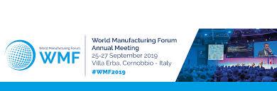 Risultati immagini per world manufacturing forum 2019