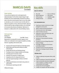 Engineering Skills Resume 37 Engineering Resume Examples Free Premium Templates