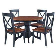dining room furniture styles. black cottage oak 5piece dining furniture set by home styles room n