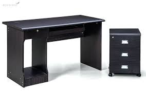 black office table petal office table black glass desk office depot