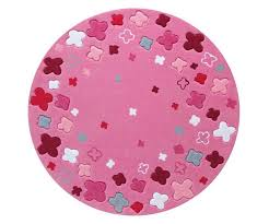 esprit bloom field pink rug land of rugs with round designs 16