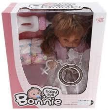<b>Кукла Shantou Gepai</b> Bonnie 30 см со звуком писающая пьющая ...