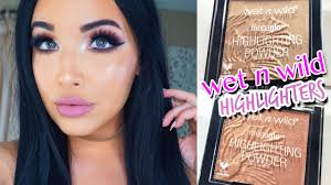 new wet n wild melo highlighters review parison swatches amanda ensing 2016 you
