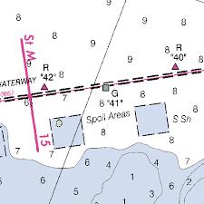 Pine Island Sound Chart Intracoastal Waterway Pine Island Sound Chart 11427