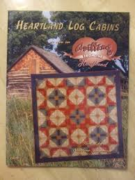 Quilting from the heartland the best Amazon price in SaveMoney.es & Heartland Log Cabins: As Seen on Quilting from the Heartland Adamdwight.com