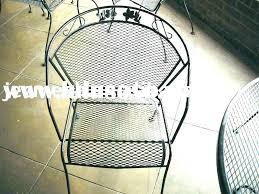 unusual mesh patio table steel mesh patio dining table