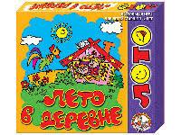 Настольная игра <b>Десятое королевство Лото Лето</b> в деревне ...