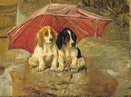 Ευτυχώς που έχουμε ομπρέλα...