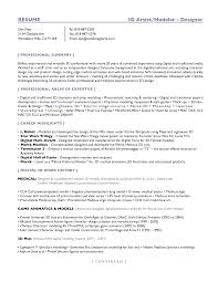 Sample Resume Sculpting Pinterest Sample Resume And Template