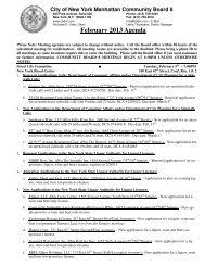 February 10 Agenda (PDF) - TN.gov