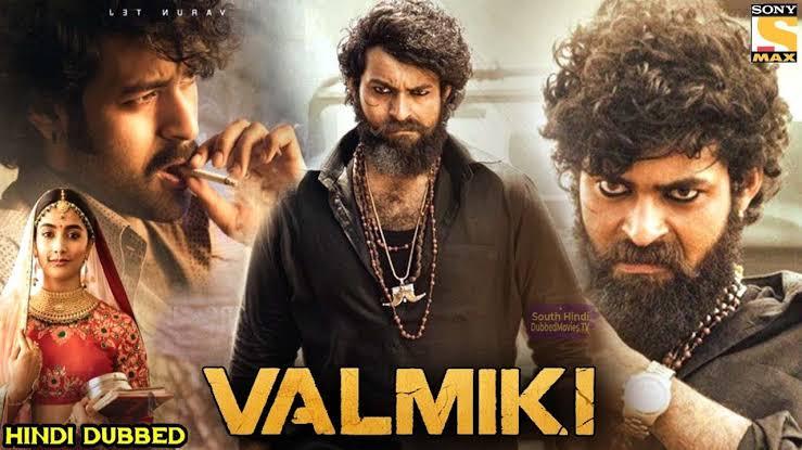 Gaddalakonda Ganesh (valmiki) Full Movie Download in Hindi Filmyzilla