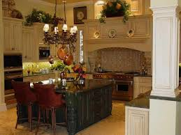 Decorating Above Kitchen Cabinets How To Decorate Above Kitchen Home Designs