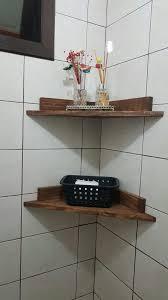 Veja mais ideias sobre ideias de decoração, prateleiras de madeira, idéias para mobília. Prateleira De Canto Rustica Cozinha Sala Quarto Decoracao No Elo7 Marcenaria Ms 1988 14067ee