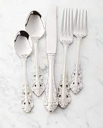 wallace stainless steel flatware
