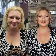 Proměny účesů A Vizáže Změna účesu A Image Beautyshape Praha