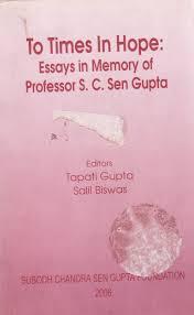 books shakespeare in bengal to times in hope essays in memory of professor s c sen gupta
