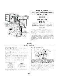 and engine troubleshooting diagram fresh unique wiring picture collection briggs stratton ignition 125hp
