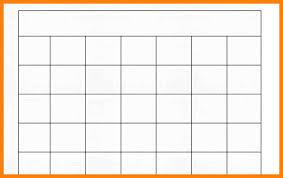 6 Free Printable Blank Charts St Columbaretreat House