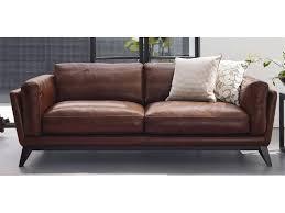 Impressive Cool Leather Couches Domicil Adore Leather Sofa