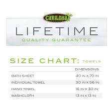 Bath Sheet Size Chart Cariloha Crazy Soft Bamboo Bath Sheets Odor Resistant Highly Absorbent Almond Truffle