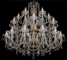 lucky glass ch 24 galaxy crystal sp chandelier 2 282