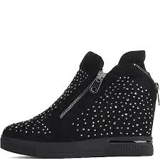 Shiekh Womens Exclusive Wedge Sneaker