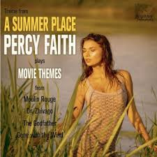 theme from a summer place percy faith plays themes from moulin rouge dr zhivago the father gone with the wind and other easy listening