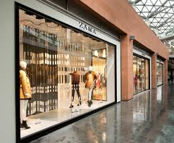 zara uk operating profit grows % news drapers