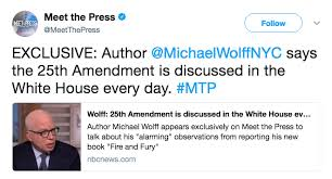 "Image result for Trump to ""25th Amendment"""