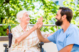 Geriatric Nursing Geriatric Nursing Male Nurses Senior Travelnursesource Com