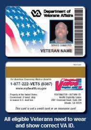 - West Veterans Medical vic Card Center Palm Identification Beach Va