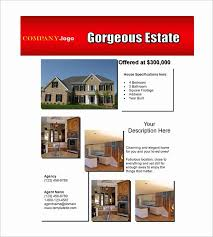 Real Estate Flyer Template Publisher Fresh Realtor Real
