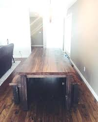 rustic dining table with bench seats amazing rustic wood picnic table is bench kitchen seating with