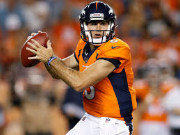 Chad Kelly Jumps Paxton Lynch On Broncos Depth Chart Nfl Com