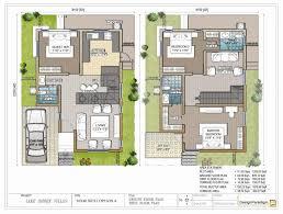 1200 sqft east facing duplex house plans homes zone home free arts floor pla planskill 5 sensat