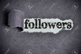 Image result for followers word