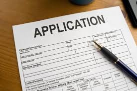 filling out applications 501c3 application